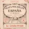 Carte Michelin - Espagne - 1925 - n1