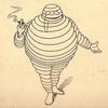 Pub Carte Michelin - Espagne - 1925 -