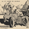 Publicité Carte Michelin - 1921 -