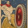 Pub Carte Michelin - pneu câblé - 1923 -