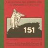 Carte Michelin N°151 - Maroc - 1934 -