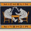 Jeu de carte Michelin - 1920 -