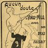 Publicité exerciseur Michelin - 1906