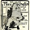 Publicité exerciseur Michelin - souple et résistant