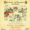 Guide Michelin - guides illustrés des champs de bataille - pub 1919