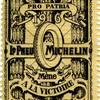Timbre Michelin  -1916