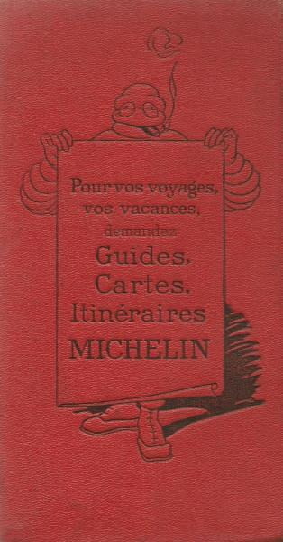 michelin itinéraires france