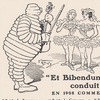 Bibendum conduit le bal